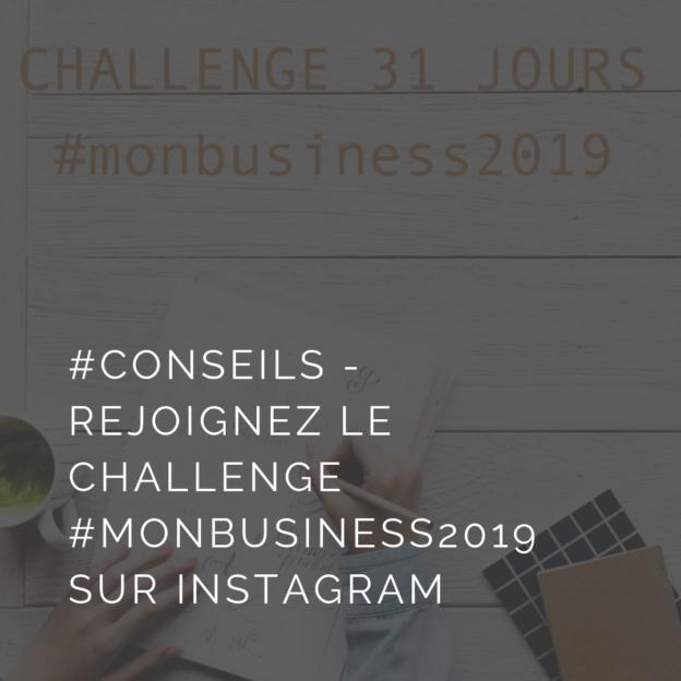 challenge monbusiness2019
