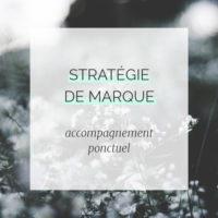 Stratégie de marque : accompagnement ponctuel