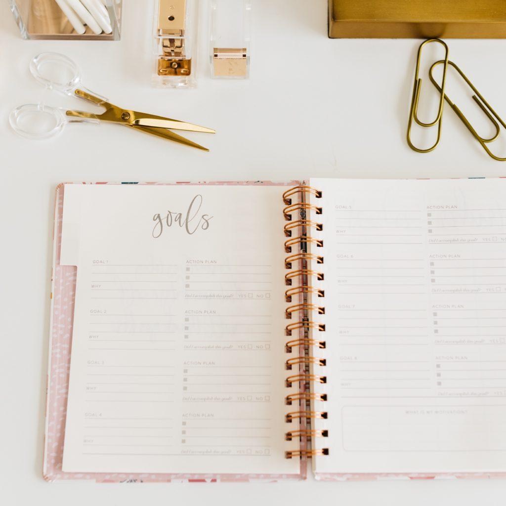 Fixe tes objectifs business pour la nouvelle année