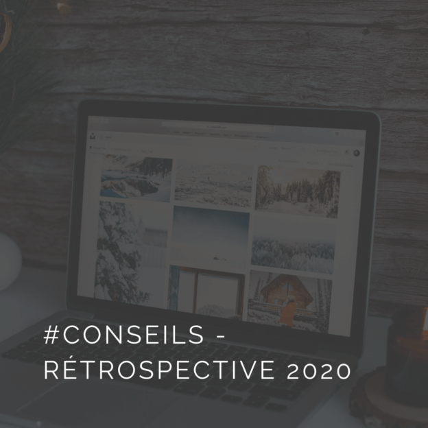 Rétrospective 2020 du blog de Sandrine Franchet